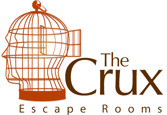 The Crux Escape Room Inc. Logo Large